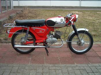 Zundapp moped