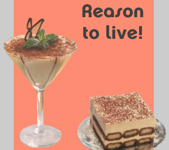 No tiramisu is the same, so travel the world and taste them all!
